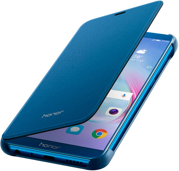 Чехол-книжка Honor 9 Lite Blue (51992426)