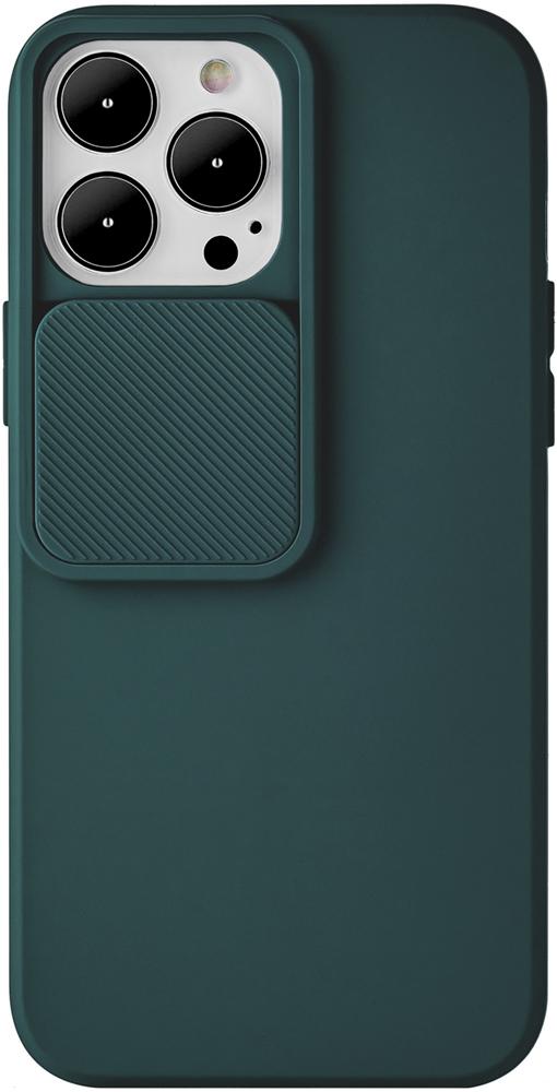 Клип-кейс uBear iPhone 13 pro max Touch Shade Case Green