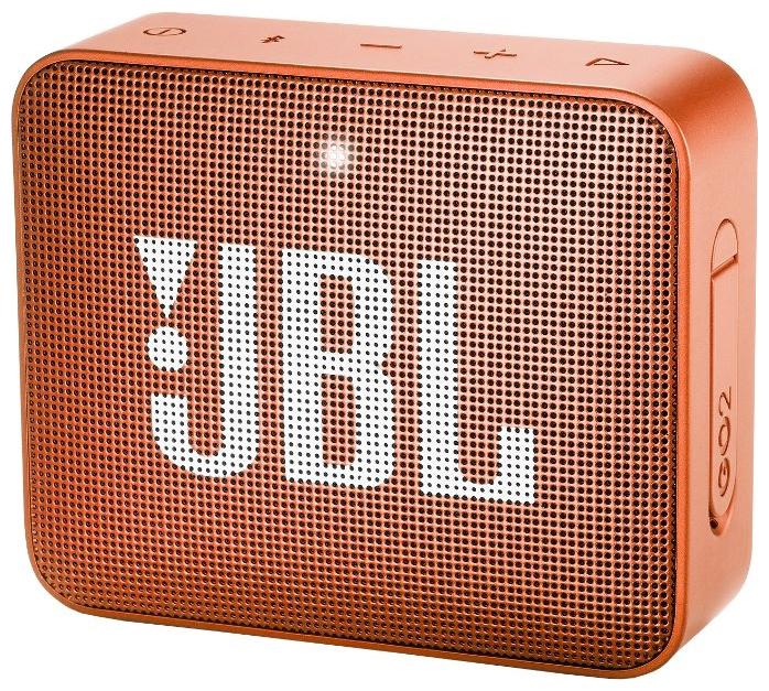 Портативная акустическая система JBL GO 2 Orange цена