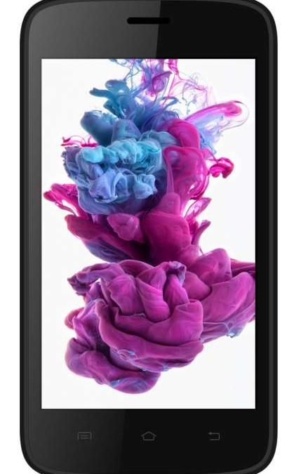 Смартфон Irbis SP401 8Gb Red фото