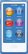 фото MP3-плеер Apple iPod Nano 16Gb Blue