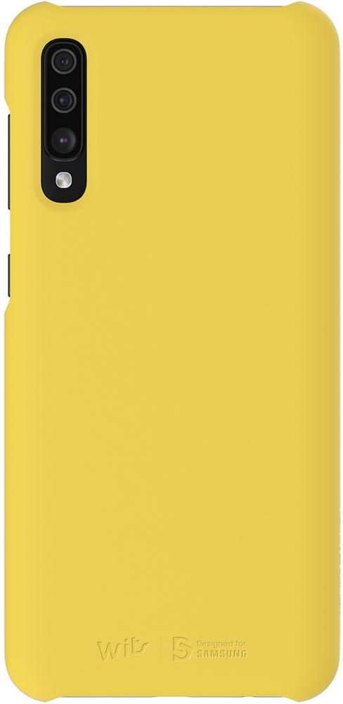 купить Клип-кейс WITS Samsung Galaxy A50 GP-FPA505WSB Yellow