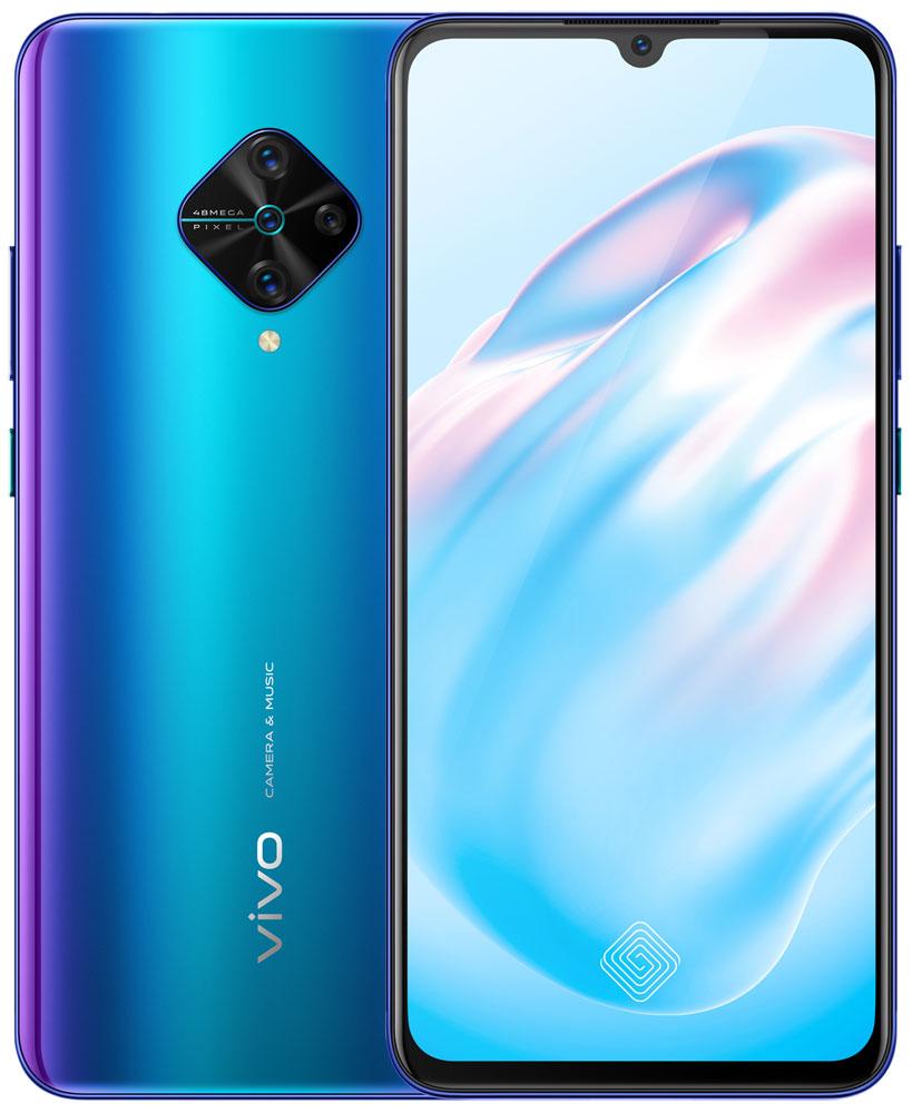 Смартфон Vivo V17 8/128Gb Nebula Blue