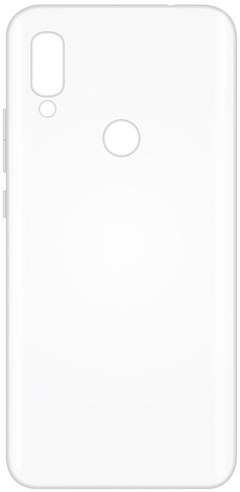 Клип-кейс LuxCase Xiaomi Redmi 7 силикон прозрачный фото