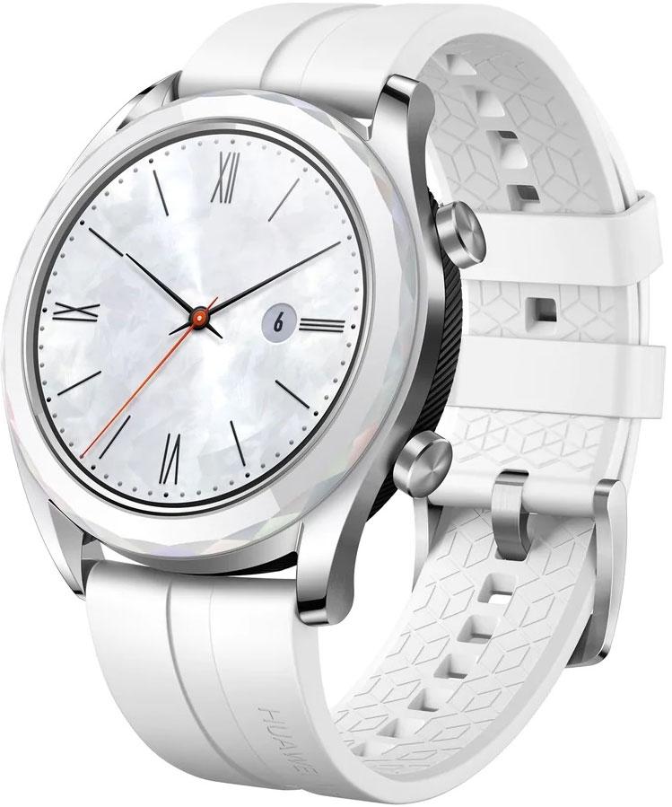 Часы Huawei Watch GT ELA-B19 White фото