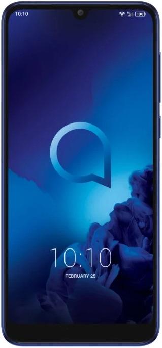 Смартфон Alcatel 3L 5039D 2/16Gb Blue фото