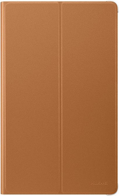 """Чехол-книжка Huawei M5 8"""" Brown Ельники магазин компьютерных аксессуаров"""
