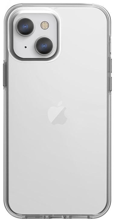 Клип-кейс Uniq iPhone 13 Anti-microbial прозрачный
