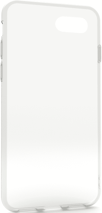 Клип-кейс Vili iPhone 8 Plus прозрачный клип кейс vili silicone case iphone 8 plus blue