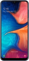 фото Смартфон Samsung A205 Galaxy A20 3/32Gb Blue