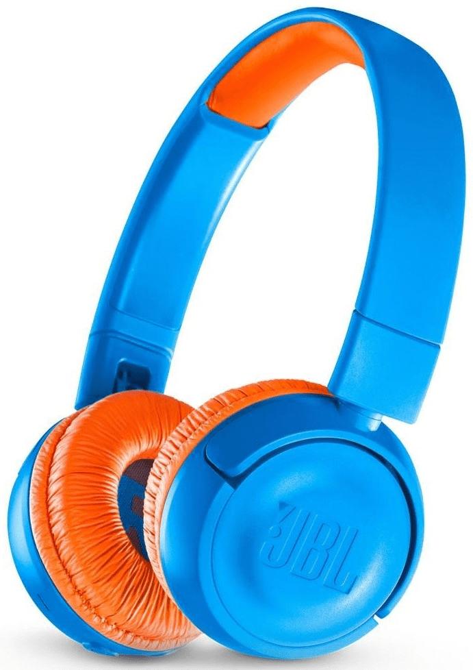 Наушники JBL Bluetooth JR300BT накладные Light Blue цены онлайн