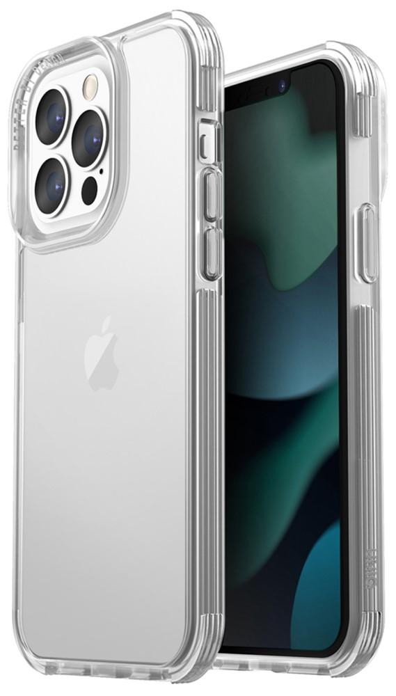 Клип-кейс Uniq iPhone 13 Pro Combat прозрачный фото 2