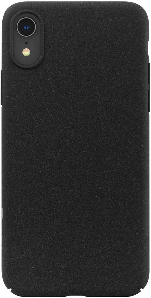 Клип-кейс Hardiz Apple iPhone XR жидкий камень Grey аксессуар чехол для apple iphone xr hardiz glass case white hrd811700