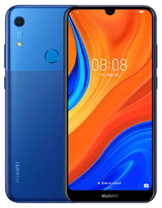 Смартфон Huawei Y6s 3/64Gb Orchid Blue фото