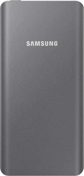 Внешний аккумулятор Samsung EB-P3020CSRGRU 5000 mAh с переходником Type-C Silver-Grey кастрюля renard silver grey sgc 20 c