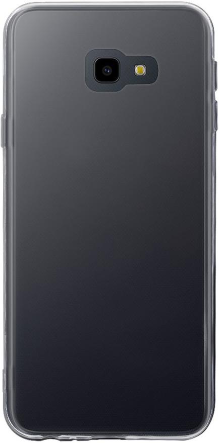 Клип-кейс Deppa Samsung Galaxy J4 Plus TPU прозрачный клип кейс deppa samsung galaxy a7 2018 tpu прозрачный