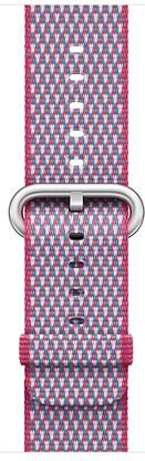 Ремешок для умных часов Apple Watch 38mm нейлоновый ягодный (MQVD2ZM/A)