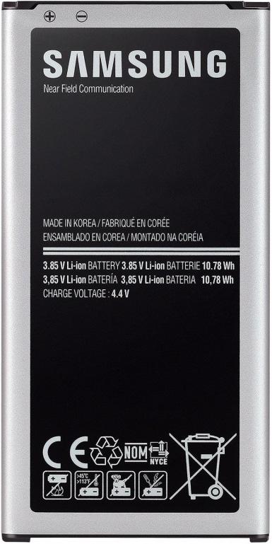 Съемный аккумулятор Samsung EB-BG900BBEGRU Galaxy S5 аккумулятор samsung eb bg900b для galaxy s5