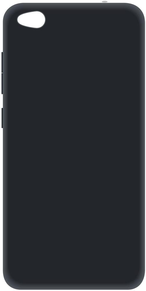 Клип-кейс LuxCase, Xiaomi Redmi Go силикон Black