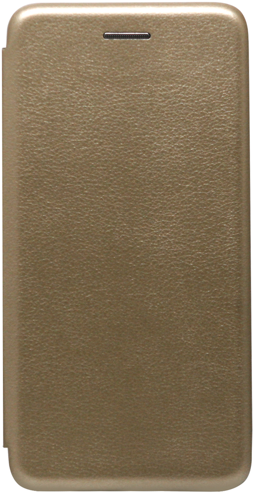 Чехол-книжка Smarterra, для Samsung Galaxy J4 Plus Shell gold