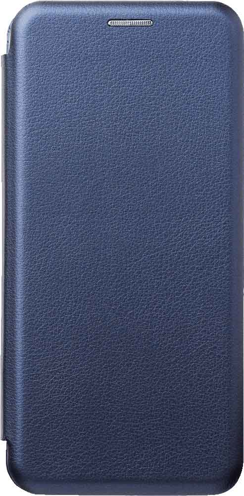 Чехол-книжка Deppa для Huawei P Smart 2019 Shell Blue фото