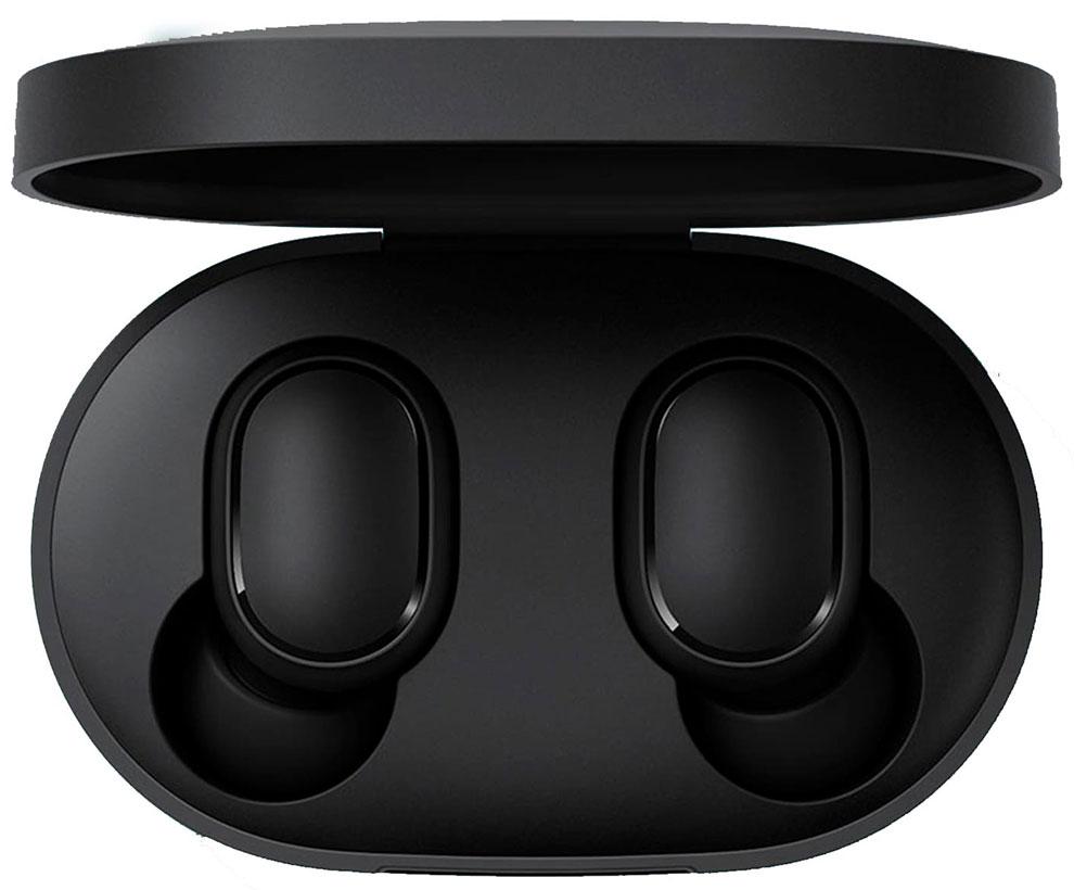Беспроводные наушники с микрофоном Xiaomi Mi True Wireless Earbuds Basic Black фото