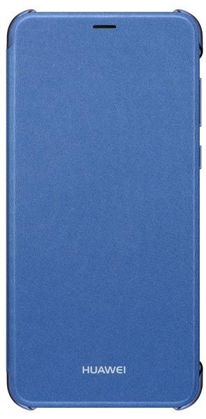 Чехол-книжка Huawei для P Smart blue (51992276) аксессуар чехол для huawei p smart neypo brilliant silicone black crystals nbrl4679