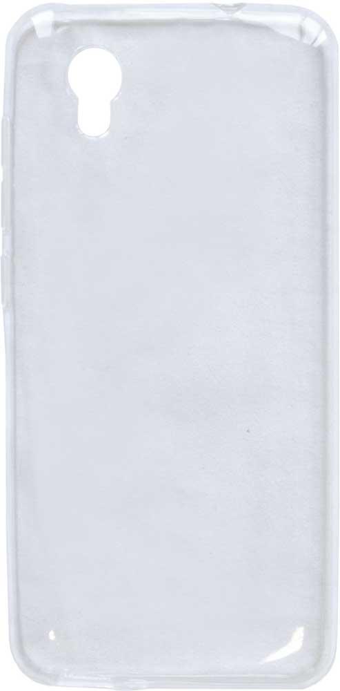 Клип-кейс Handy Alcatel 1 прозрачный клип кейс alcatel color skin для 9005x pixi 3 желтый
