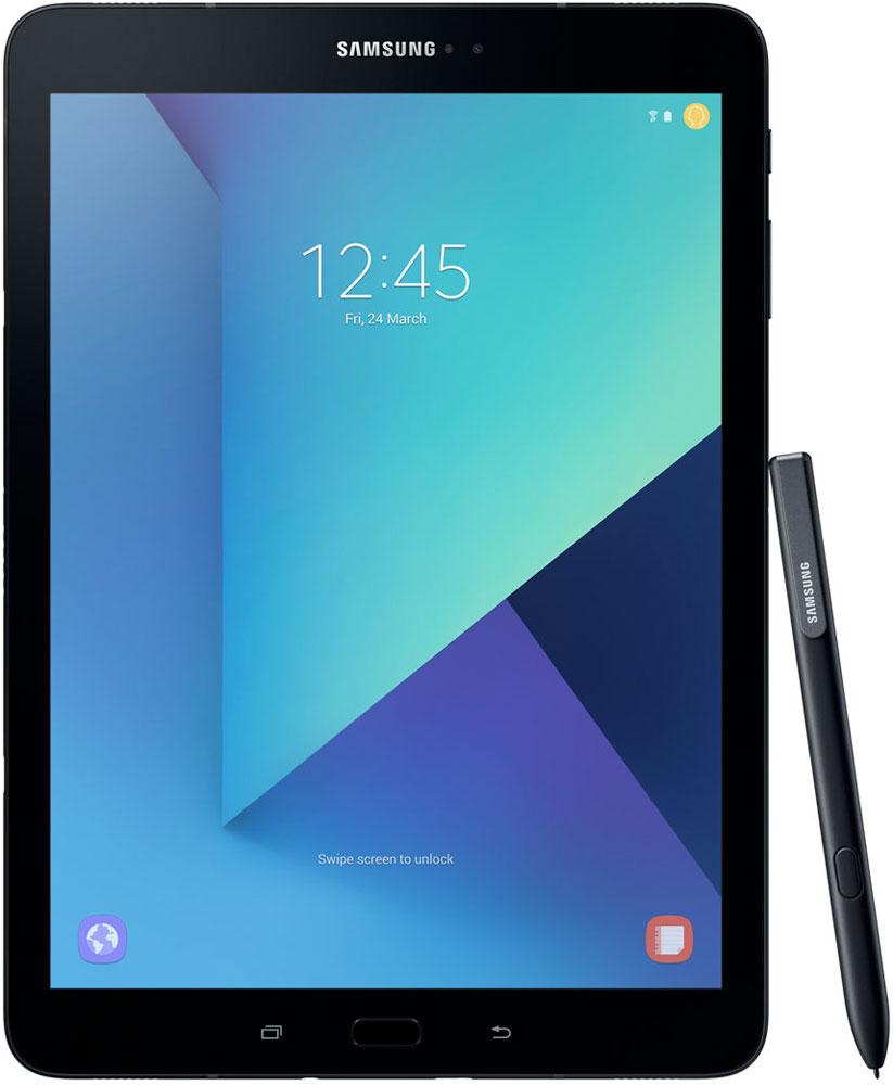 Планшет Samsung Galaxy Tab S3 9.7 SM-T820N 32Gb Wi-Fi Black (SM-T820NZKASER) планшет samsung galaxy tab a sm t350 sm t350nzkaser