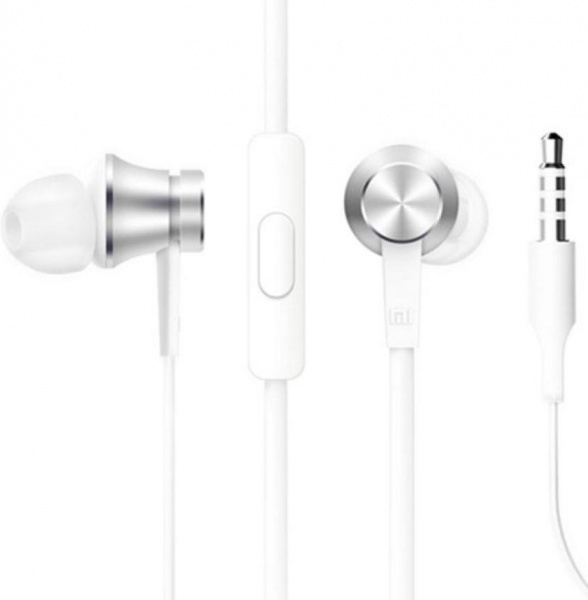 Наушники с микрофоном Xiaomi Piston Basic Edition white цены онлайн