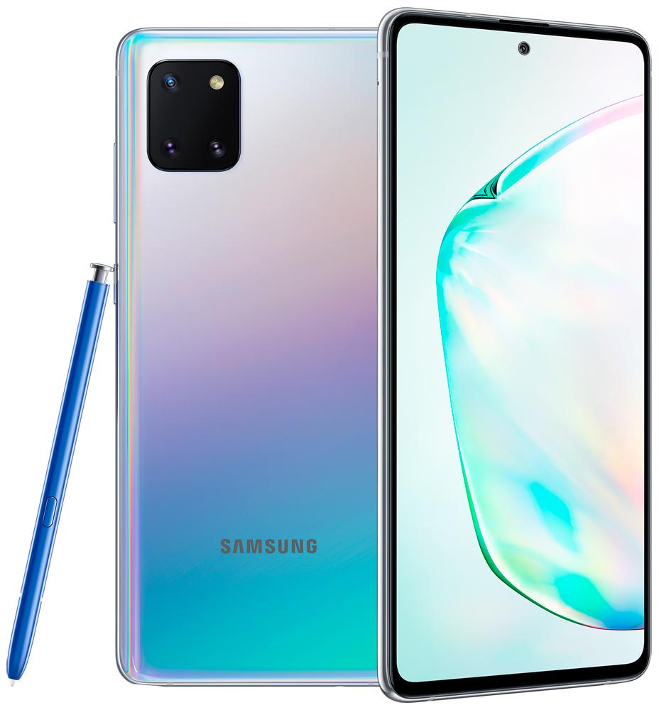 Смартфон Samsung N770 Galaxy Note10 Lite 6/128Gb Aura фото