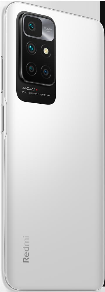 Смартфон Xiaomi Redmi 10 4/128Gb White фото 6
