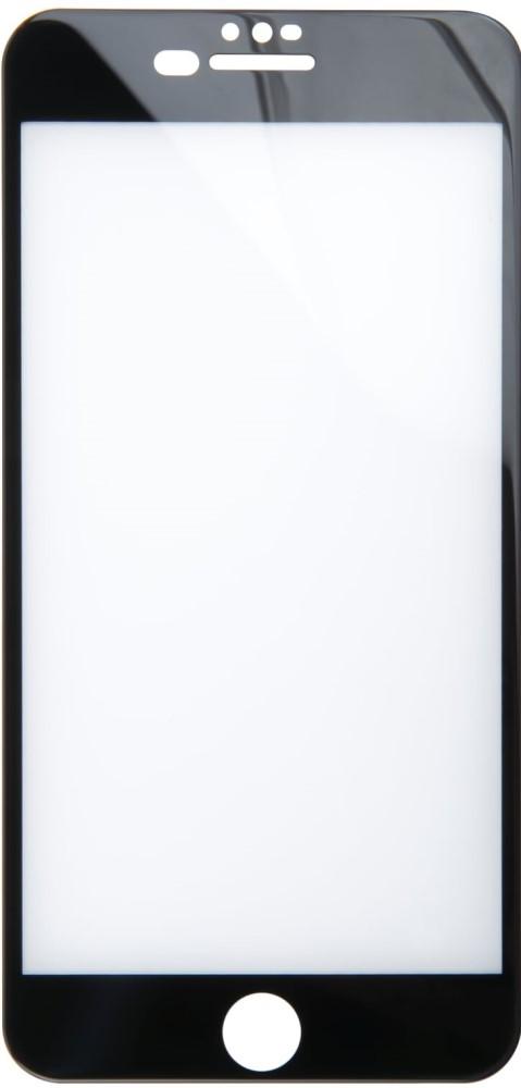 Стекло защитное RedLine iPhone 8/7 Plus/6 F3D черная рамка фото