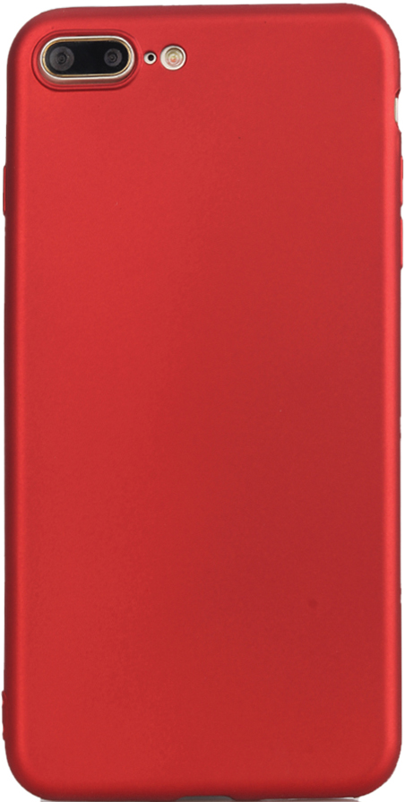 Клип-кейс Vili Oil Soft Touch iPhone 8 Plus Red yoursfs red 8