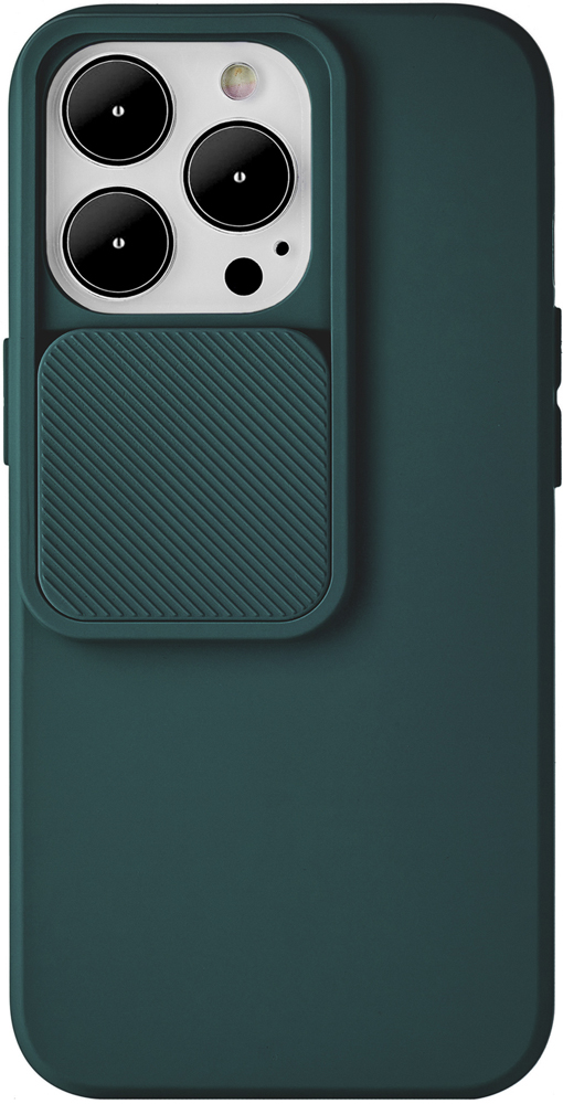 Клип-кейс uBear iPhone 13 pro Touch Shade Case Green