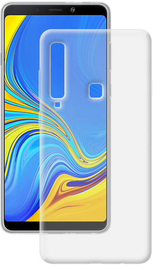Клип-кейс Deppa Samsung Galaxy A9 2018 TPU прозрачный стоимость