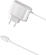 фото СЗУ Celly 8-pin Apple 1A MFI White