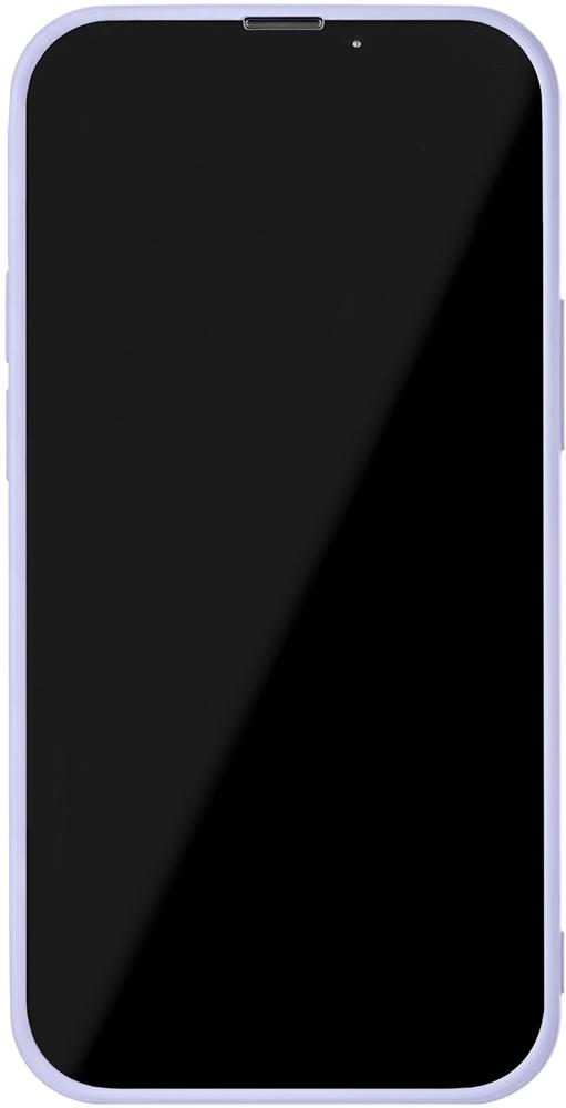 Клип-кейс uBear iPhone 13 mini Touch Case Camera protection Purple фото 3