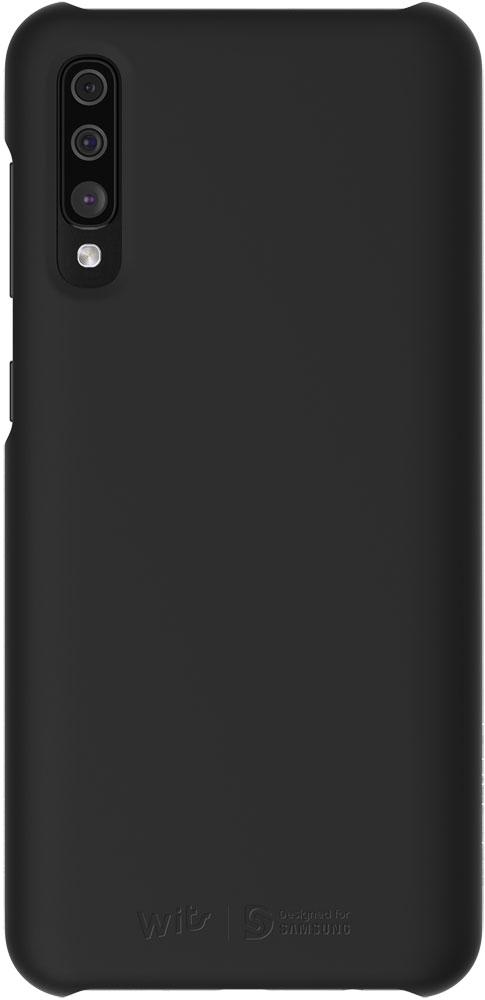 Клип-кейс WITS Samsung Galaxy A50 GP-FPA505WSB Bkack фото
