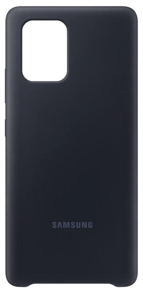 Клип-кейс Samsung Galaxy S10 Lite Black (EF-PG770TBEGRU) фото