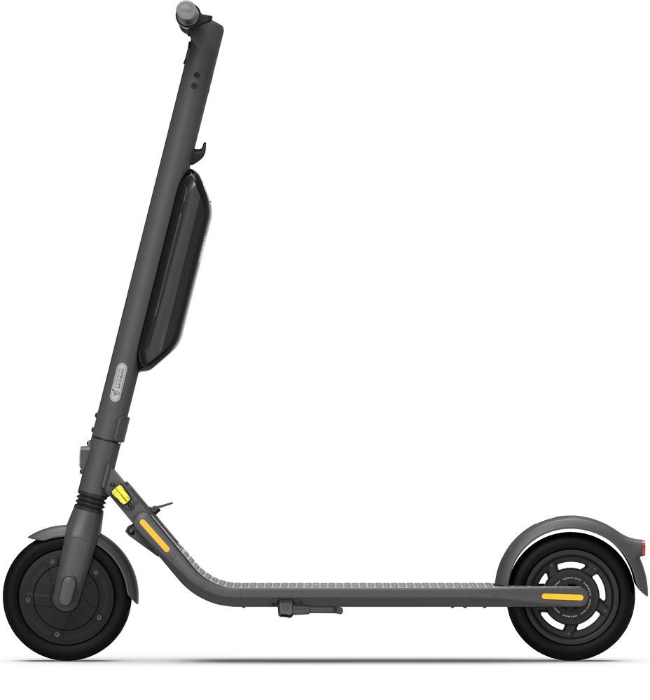 Электросамокат Ninebot KickScooter E45 Black фото 3