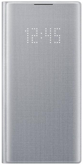 цена на Чехол-книжка Samsung Note 10 EF-NN970P Silver
