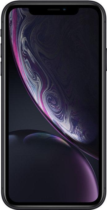 Смартфон Apple iPhone XR 256Gb Black (Черный)