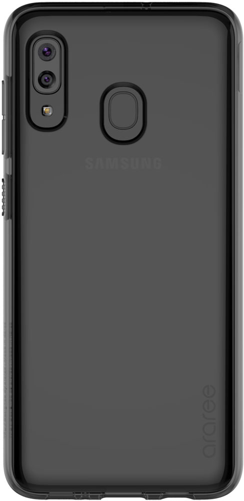 Клип-кейс Araree Samsung Galaxy A20 GP-FPA205K Black клип кейс araree samsung galaxy a10 gp fpa105k purple