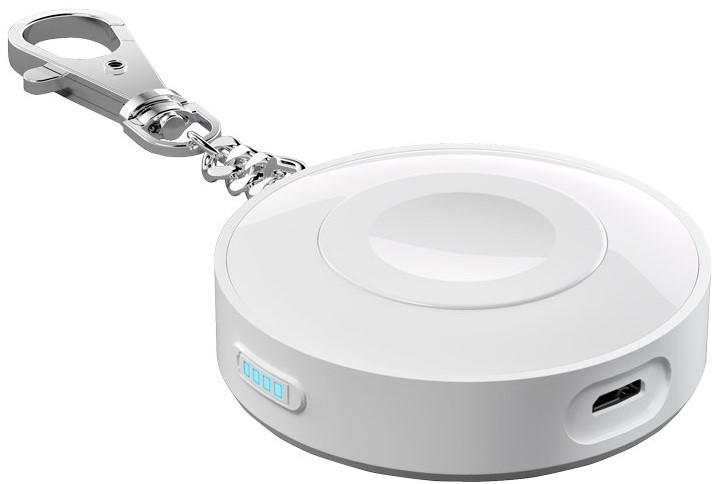 купить Внешний аккумулятор Deppa NRG Apple Watch 900 mAh white онлайн