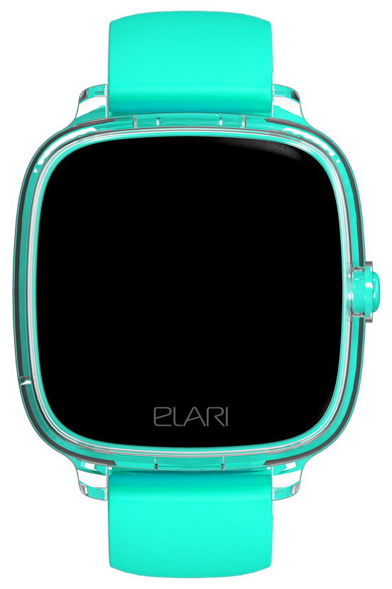 Детские часы Elari KidPhone Fresh Green фото