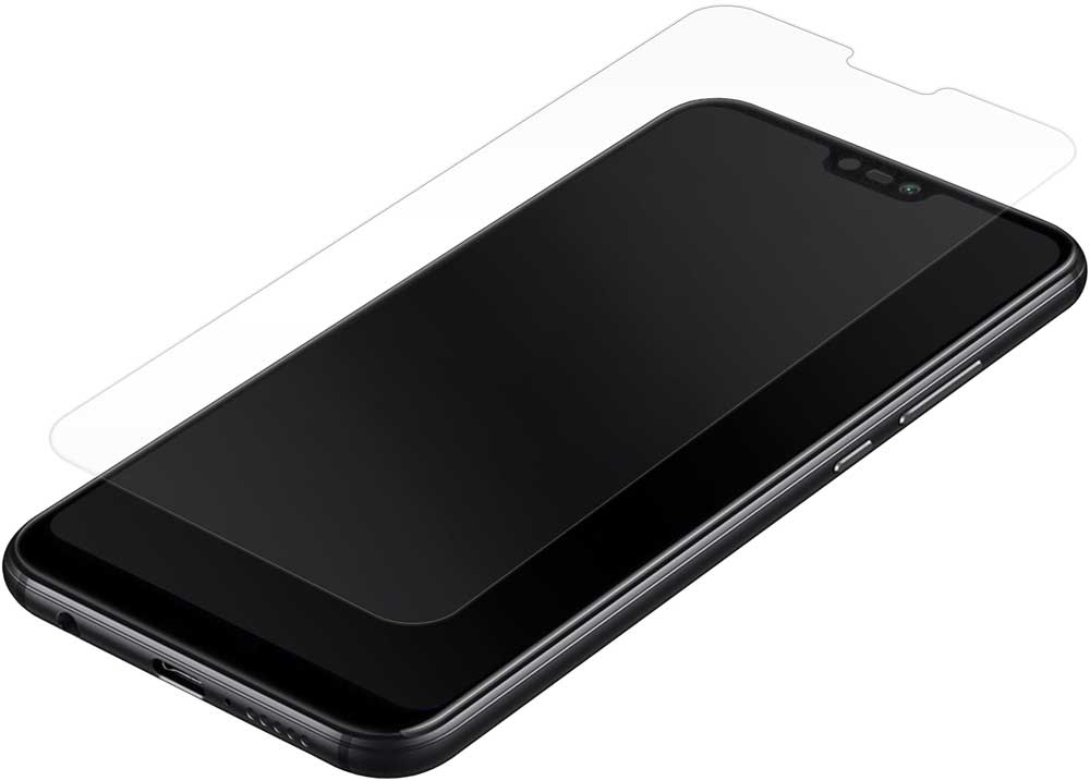 Стекло защитное Black Rock Huawei P20 Lite 0.1 мм прозрачное фото