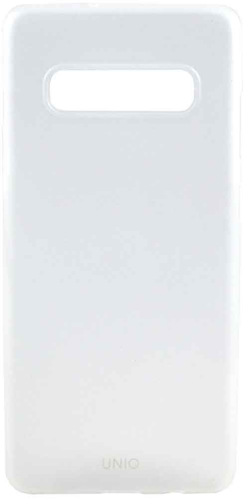 Клип-кейс Uniq Samsung Galaxy S10 Plus White клип кейс uniq samsung galaxy s10 white