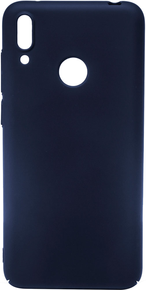 Клип-кейс MediaGadget Huawei Y6 2019 пластик Blue