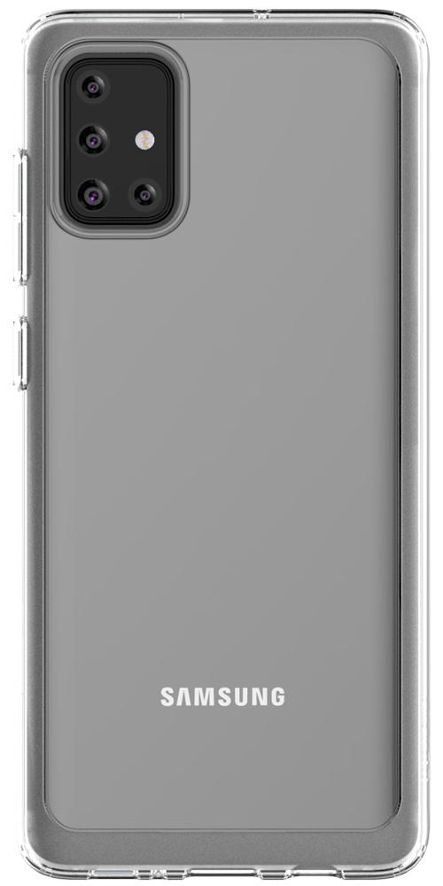 Клип-кейс Araree Samsung Galaxy A71 прозрачный (GP-FPA715KDATR) фото